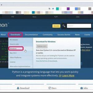 Windows10にPython 3.8.3(執筆時最新バージョン)をダウンロードしてインストールして動作確認をするまでについて。