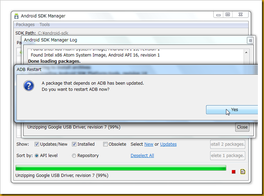 SnapCrab_Android SDK Manager_2012-10-19_17-44-29_No-00