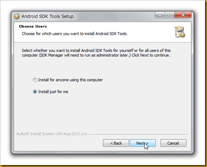 SnapCrab_Android SDK Tools Setup _2012-10-19_17-17-56_No-00