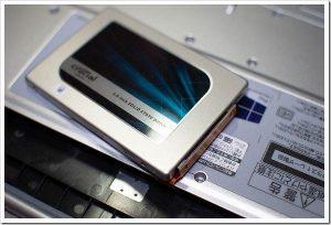 レッツノート Let's note CF-LX3にメモリを増設して12GBにして、1TBのSSDに換装して、Windows10をインス...